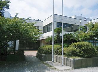三浦海岸駅近くにある南下浦市民センター