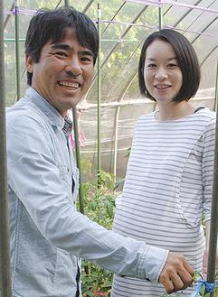 杉野敏さんと由紀さん