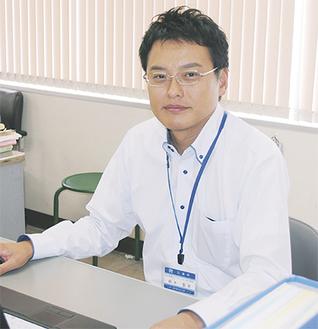 研修員として来ている鈴木さん