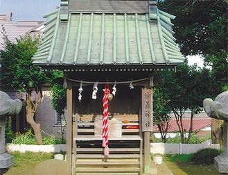 妙義神社の社殿
