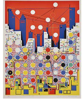 「MANHATTAN NYC」横須賀美術館蔵