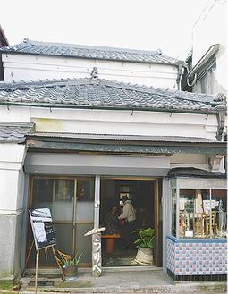 約90年の歴史を持つ古建築