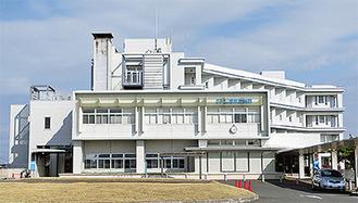 市民の命と健康を守る三浦市立病院