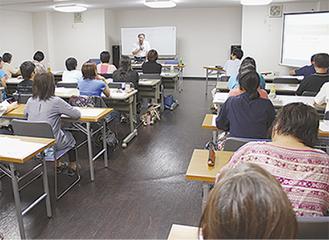 「働きながら効率よく学べる」と好評の講義