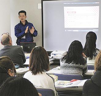 効率よく学べると好評の講義