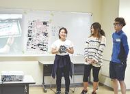 自転車コース、学生が提案