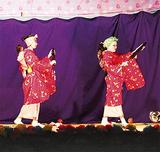 菊名の飴屋踊り、奉納上演