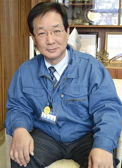 昨年6月から4期目に入った吉田市長