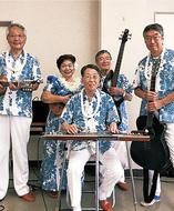 ハワイの風、音楽で感じて