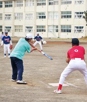 試合を通して競技の楽しさを体感