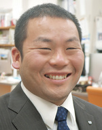 蛭田 健さん