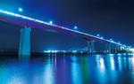 今年もライトアップが計画される城ヶ島大橋