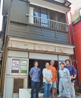 ALBEをオープンしたMISAKI STAYLEメンバー