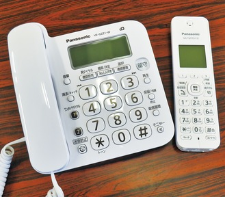 簡単な設置と操作で迷惑電話をブロックする