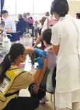 個別接種で接種率向上へ