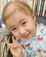 「小児がんとの闘い支えて」