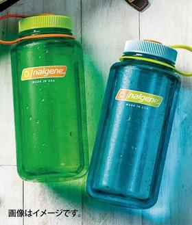 パッキンが無く衛生的。気密性・利便性が高く、軽くて丈夫な「ナルゲンボトル 」
