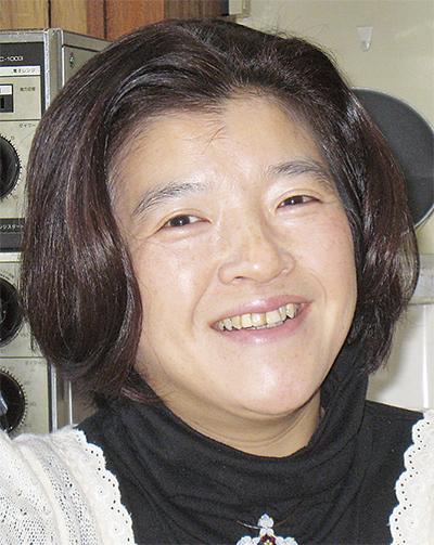 山田 喜美枝さん