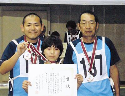 上宮田チームが3位に入賞