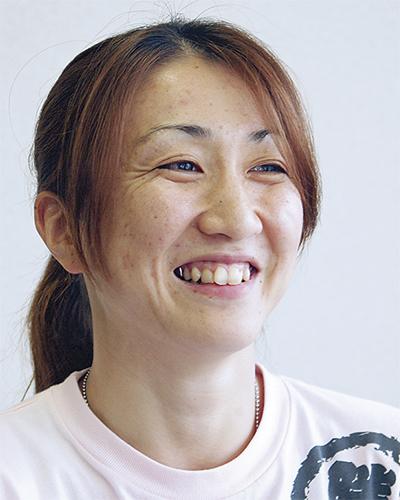武田 淳子さん | 女子柔道団体で...