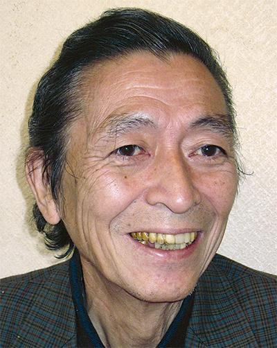 石渡(いしわたり)道雄さん