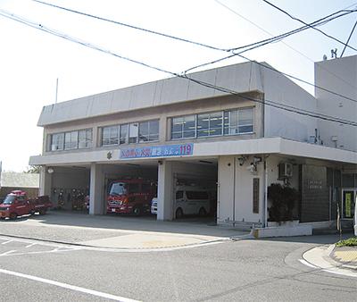 新消防本部庁舎を建設