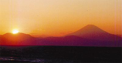 三浦の「ゴールデン富士」を観よう