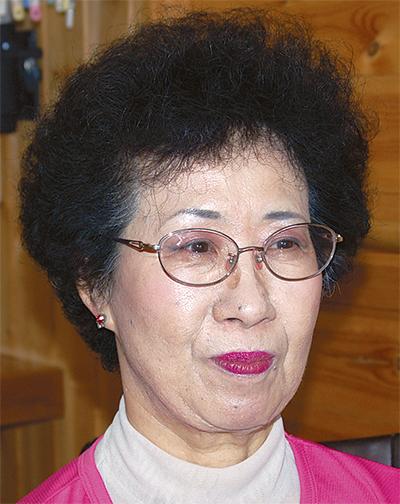 鶴谷 洪江さん