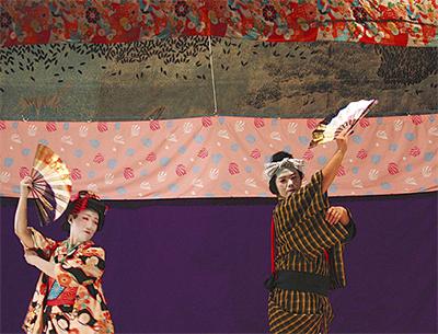 古来より継承、伝統の踊り