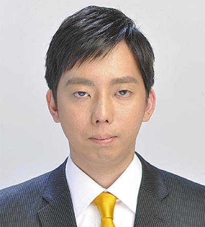 渡辺芳弘氏、出馬へ