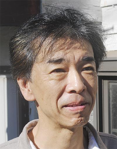 袖山翠碩(すいせき)さん(本名:武彦)