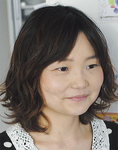 新井 伸子さん