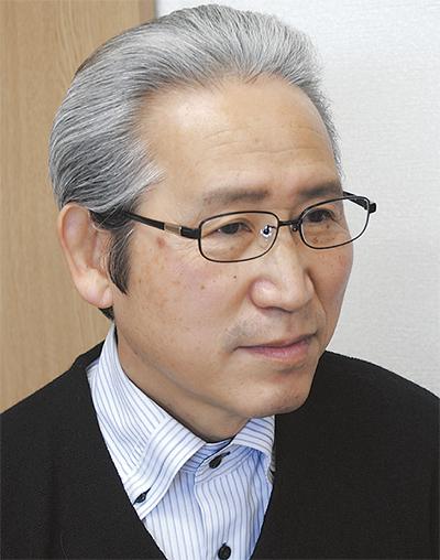 石渡 道臣さん