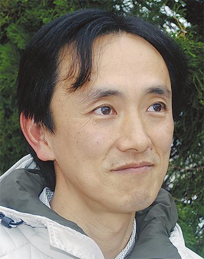 蛭田 岳志さん