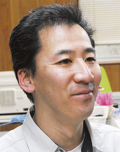 高橋 孝典さん