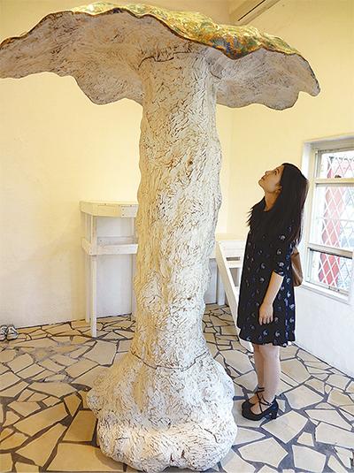 「自然」題材に現代アート