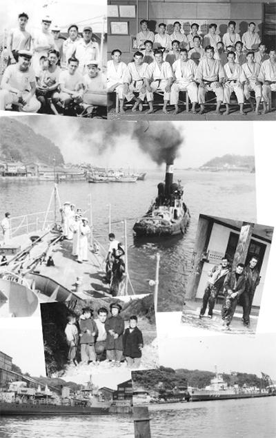仏海軍が浦賀で過ごした日々