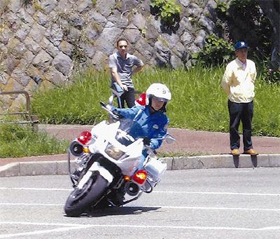 体験で学ぶ交通安全
