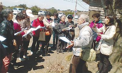 三浦の史跡を訪ねる