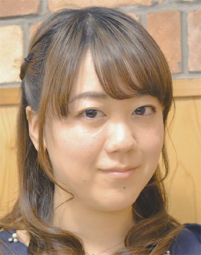 石橋 麻菜美さん