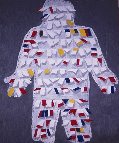 自由の画家、その世界観