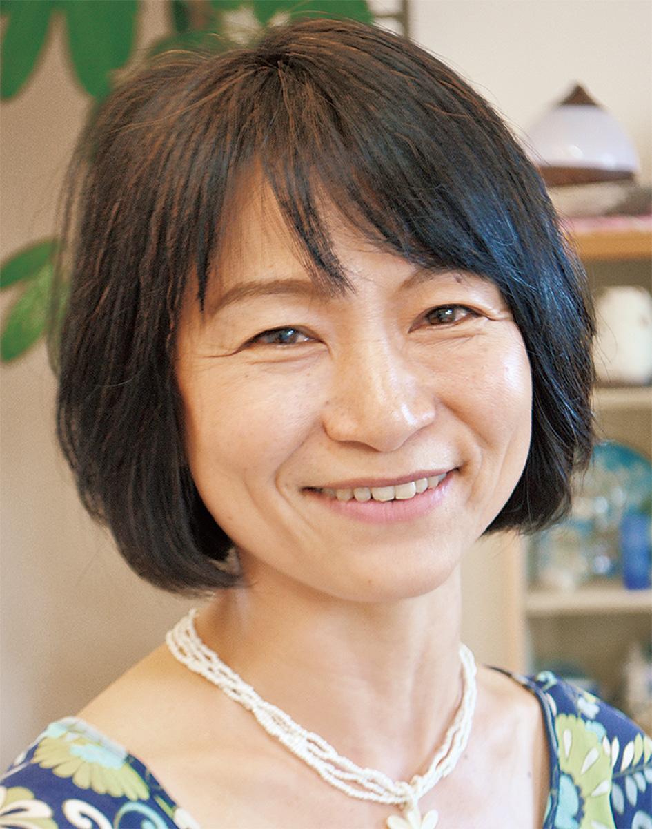 亀山 千夏さん