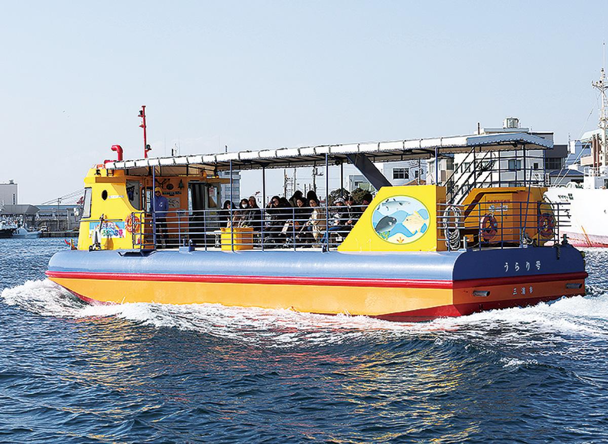 三浦の海を知ろう
