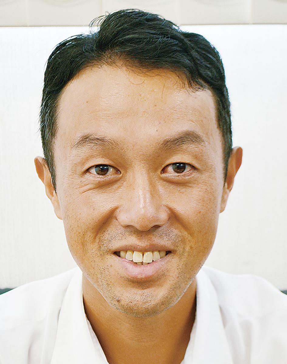 石橋 匡光さん