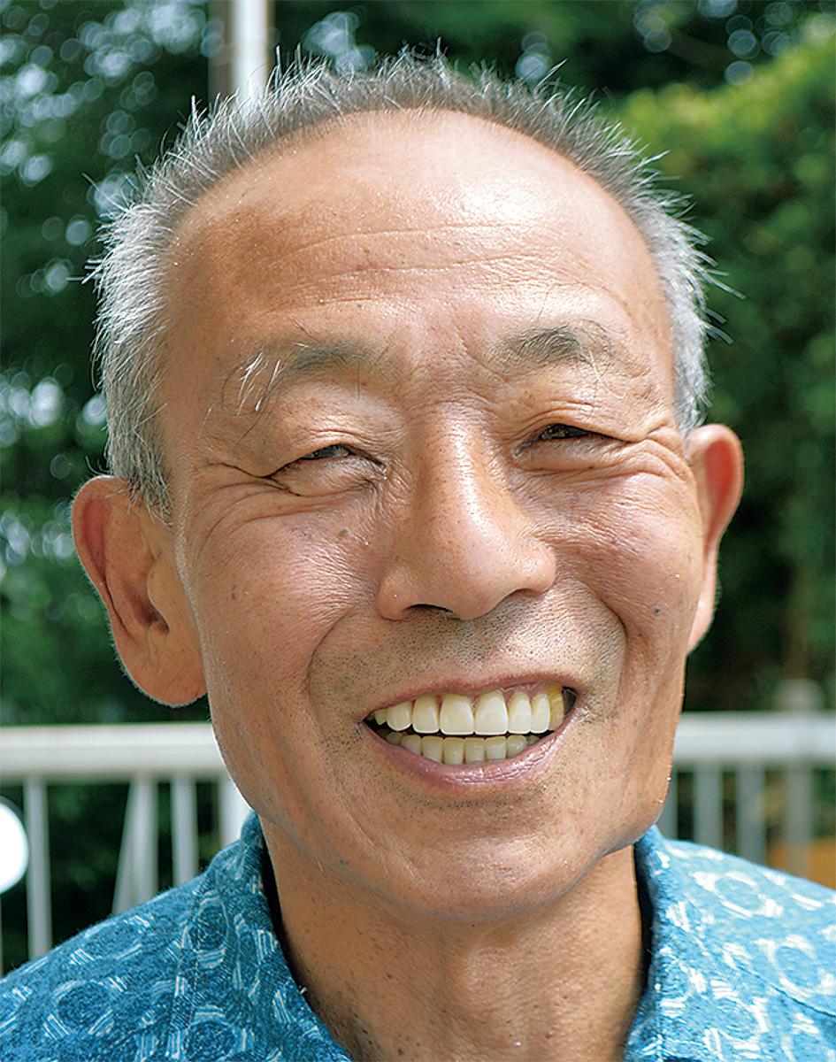 鈴木 恒雄さん