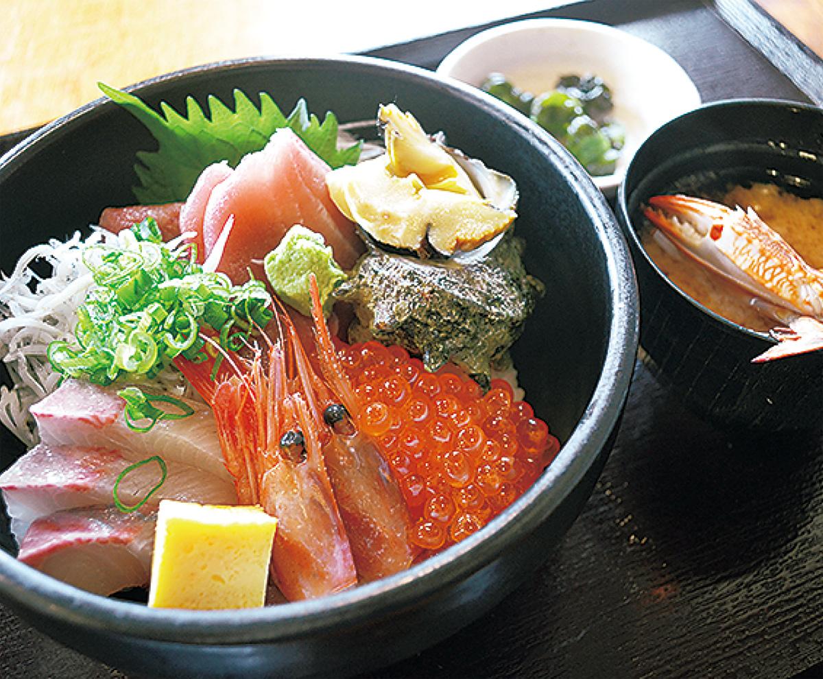 三崎のうまい魚味わって