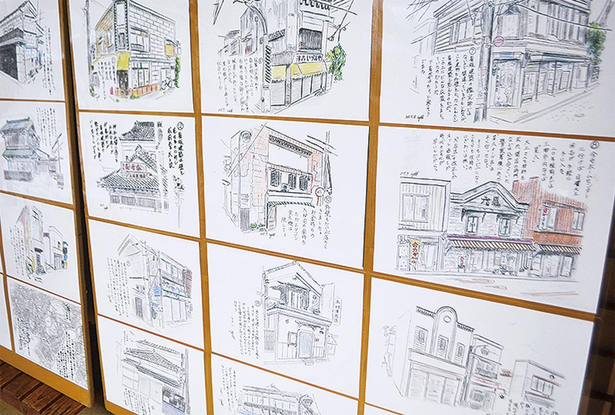 古建築で見る三崎下町