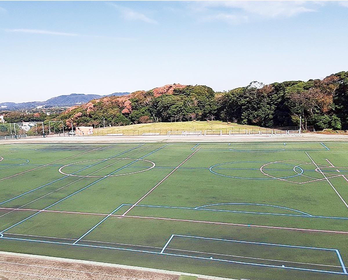 公園 潮風 スポーツ