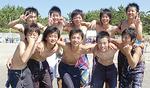石巻市から来た中学生12人