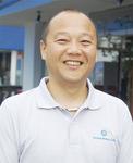 葉山ロータリークラブ岡野   正道さん(50)